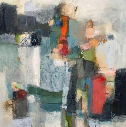 Paintings by Terri Froelich Fine Art at Private Residence, Hillsborough - Who's Crying