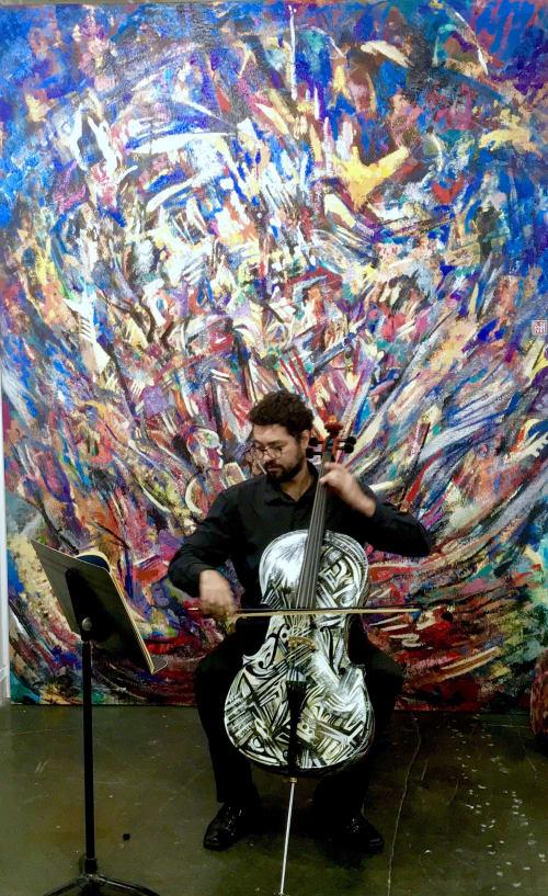 Harrison Love - Murals and Art