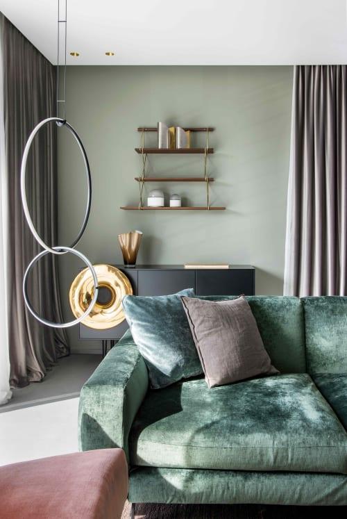Interior Design by Flussocreativo Design Studio seen at Private Residence, Bovezzo - Velvet
