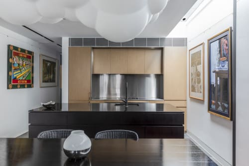 Architecture by Daniel Boddam seen at Private Residence, Bondi Beach - Gallery House