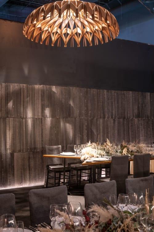 Architecture by 229 Interior Design seen at MOLE Restaurant, Mexico City - Architectural Design