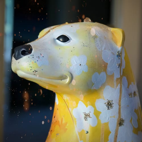Public Art by Ashley Rose seen at Humboldt County - Celebration Of Otters