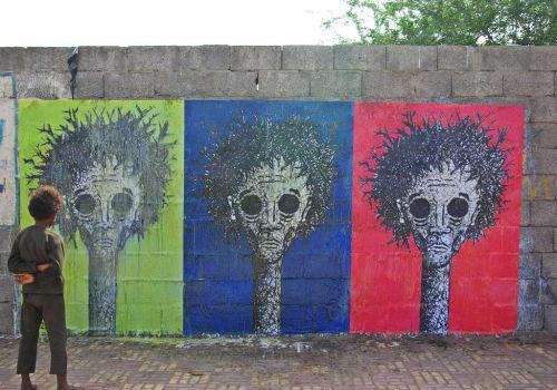 Murad Subay - Street Murals and Public Art