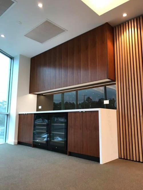 Furniture by Zabo Design seen at Private Residence - Custom kitchen counter
