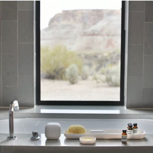 Furniture by Tina Frey at Amangiri, Canyon Point - Bath Collection
