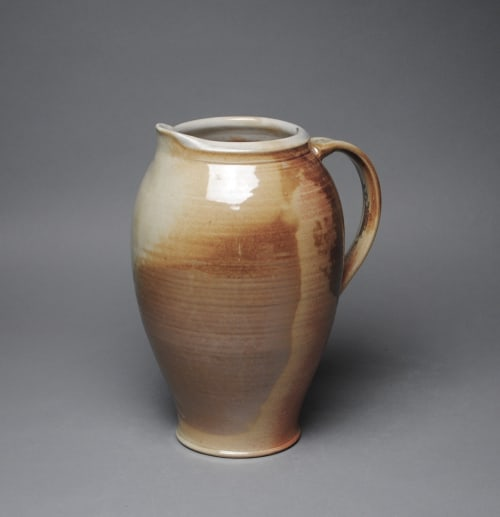 Tableware by John McCoy Pottery seen at Creator's Studio, West Palm Beach - Pitcher