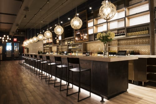 Furniture by From the Source seen at Union Fare, New York - Furniture Design
