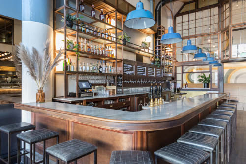 Interior Design by ROY at Magnolia Brewing - Dogpatch, San Francisco - Interior Design