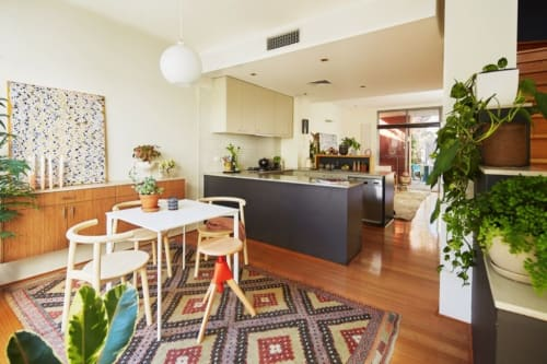 Interior Design by Neil Cownie Architect seen at Private Residence, Shenton Park - Village Green Townhouse – Shenton Park