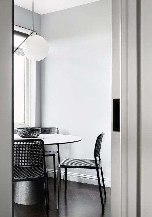 Architecture by Winter Architecture seen at Private Residence, Melbourne - Apartment 1405
