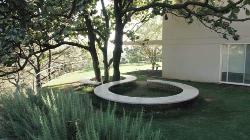 Interior Design by EN CONCRETO seen at Private Residence, Guadalajara - infinite bench