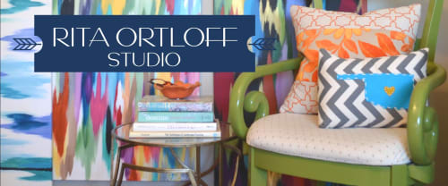 Rita Ortloff Studio - Paintings and Art
