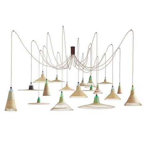 Lighting Design by Pet Lamp by Alvaro Catalan de Ocon seen at Chile - Pet Lamp Chile Chimbarongo