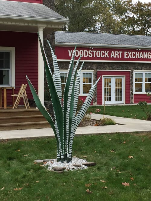 Art Curation by Naomi seen at Wilderstein Historic Site, Rhinebeck - Wilderstein 5th Outdoor Sculpture Biennial 2019