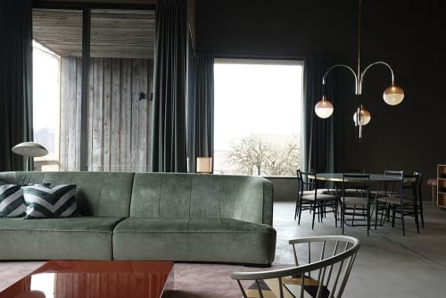 Interior Design by Stephanie Thatenhorst Interior Design seen at Chiemsee - Scheune