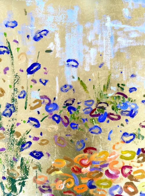 Paintings by Michelle Sakhai seen at Tokyo, Tokyo - Blessings