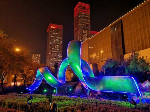 Sun Yu-li - Sculptures and Public Sculptures