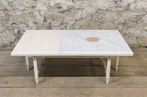 Tables by VOLK Furniture seen at VOLK Studio LLC, Brooklyn - St. Charles Cocktail Table