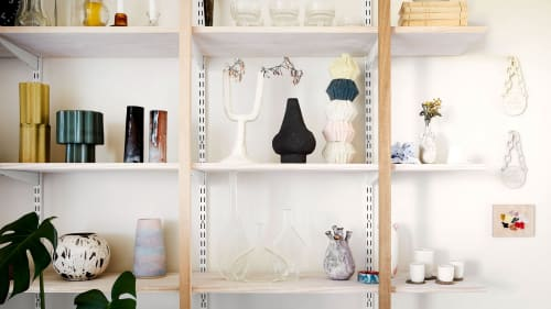 Vases & Vessels by Ella Reweti seen at Private Residence, Northcote - 2 Vases