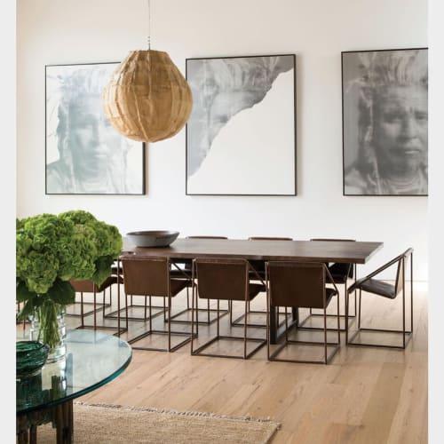 Paintings by Alison Van Pelt seen at Private Residence, Los Angeles - Spotted Jack Rabbit