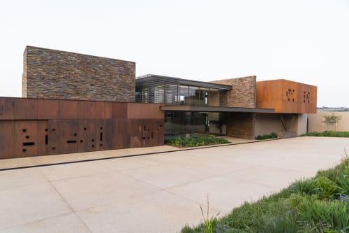 Architecture by Nico van der Meulen Architects seen at Mooikloof Estate, Pretoria - Mooikloof Residence