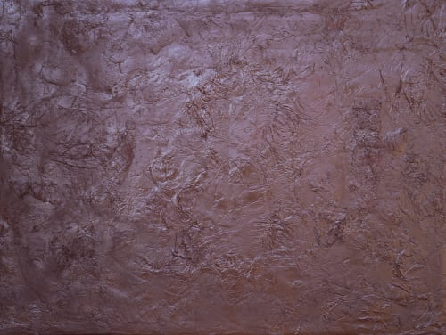 'LEATHER' | Paintings by Christina Twomey Art + Design