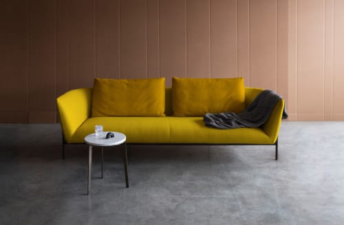 Couches & Sofas by Niels Bendtsen at Private Residence, Vancouver - Loft Couch