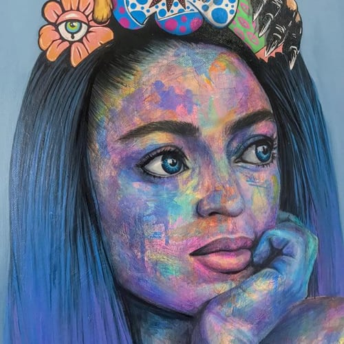 Isabelle Ewing - Murals and Street Murals