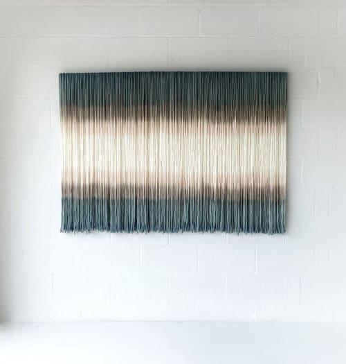 "Macrame Wall Hanging by Vita Boheme Studio seen at Creator's Studio, Palm City - ""Gipsy"""