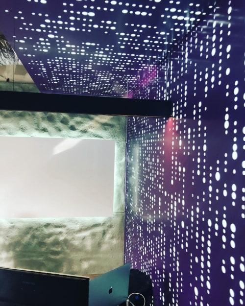 Architecture by Abujamra lightning, desing and Creative Lab seen at Campinas, Campinas - Zaz