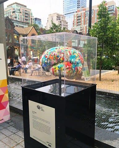 "Public Sculptures by Liz Tran at Toronto, Toronto - ""Somata"""