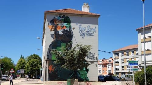 Asier Vera - Street Murals and Murals
