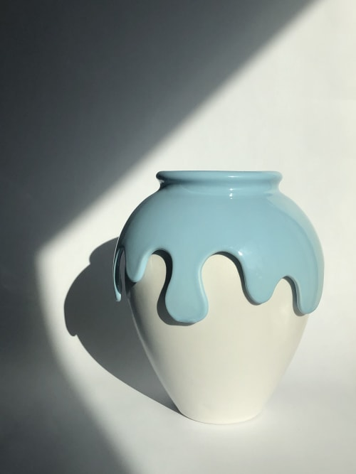 Vases & Vessels by Matt Scott seen at Private Residence, Vancouver - Dripware Vase