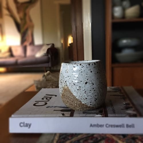 Cups by Unearthed Ceramics seen at Private Residence, Melbourne - Nugget Tumbler