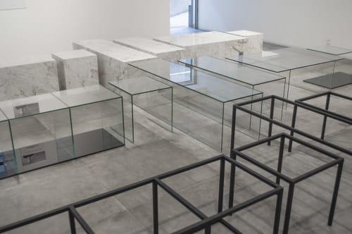Sculptures by Gustavo Martini at São Paulo, São Paulo - Frio – Furniture Archaeology