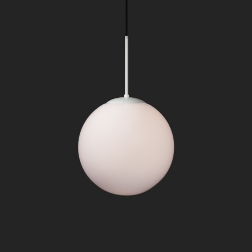 """Franklin Pendant Large 16"""" 