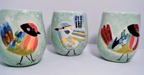 Amakaik Patagonia ceramics - Cups and Tableware