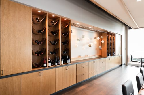 Interior Design by Creoworks seen at Aerlume Seattle, Seattle - Aerlume