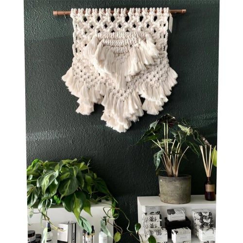 Macrame Wall Hanging by Midnight Soul Designs seen at IlikePrettyHair, Breckenridge - Macrame Wall Hangings