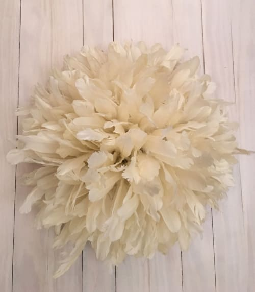 Art & Wall Decor by Nancy Winship Milliken Studio seen at Vermont, USA - Feather Flowers