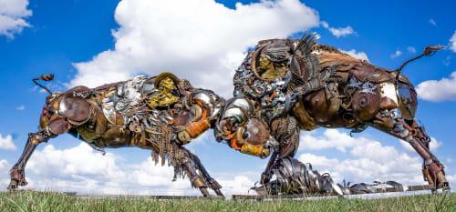 John Lopez - Public Sculptures and Public Art