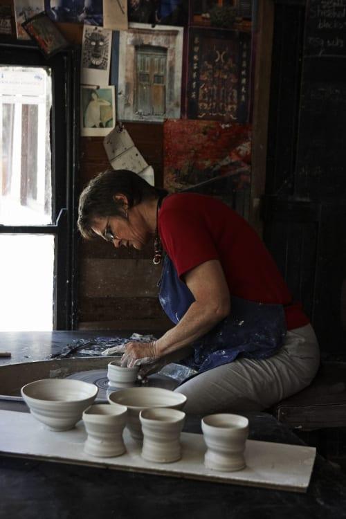 Sandy Lockwood - Tableware and Planters & Vases