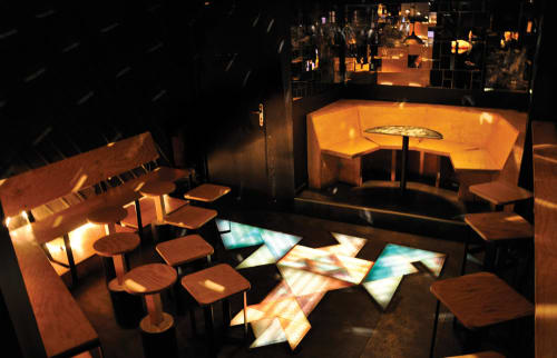 Interior Design by Weekends at Glass, Paris - Interior Design