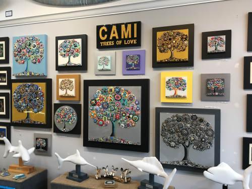 Art & Wall Decor by Cami Levin seen at Creator's Studio, Dana Point - Cami Levin