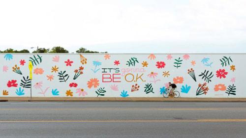 Sarah Tate - Murals and Art