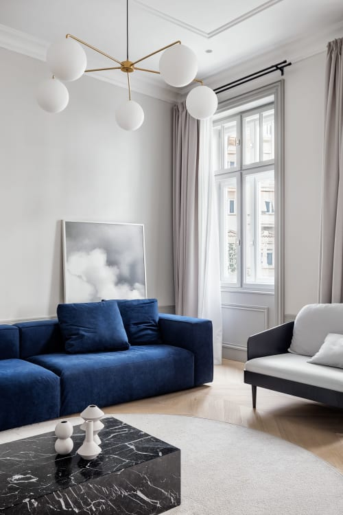 Couches & Sofas by Ligne Roset seen at Private Residence, Obilićev venac, Beograd - Couches & Sofas