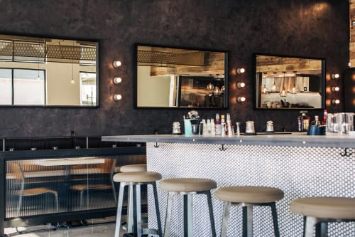 Interior Design by ROY at answer. restaurant, Nashville - Interior Design