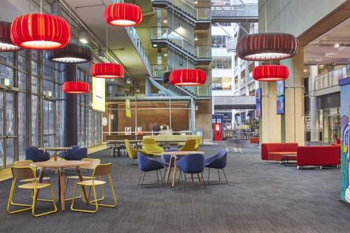 Interior Design by HOT BLACK at Australian Broadcasting Corporation, Ultimo - Interior Design