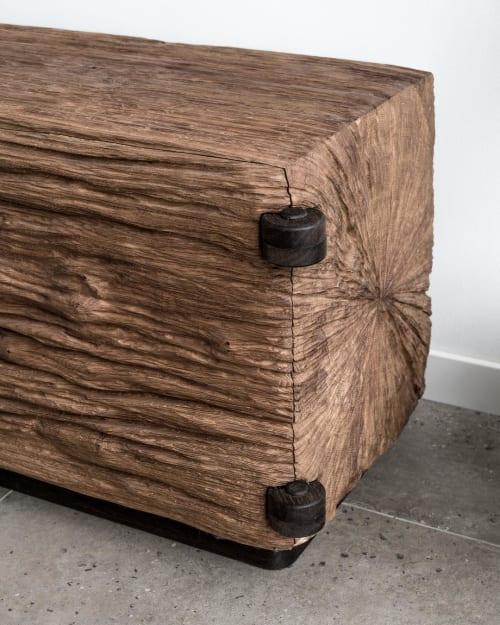 Furniture by Ask Emil Skovgaard seen at Private Residence, Santa Barbara - Custom Handmade Furniture