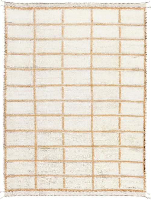 Rugs by Mehraban seen at Mehraban Rugs, West Hollywood - Balabii, Kust Collection by Mehraban